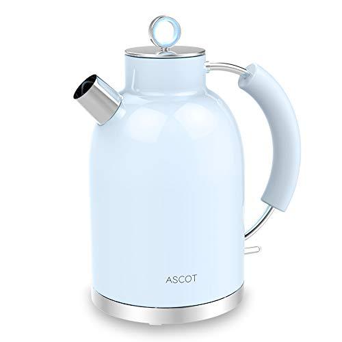 ASCOT Wasserkocher blau
