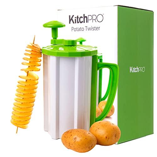 KitchPro Kartoffel-Twister Tornado-Schneider