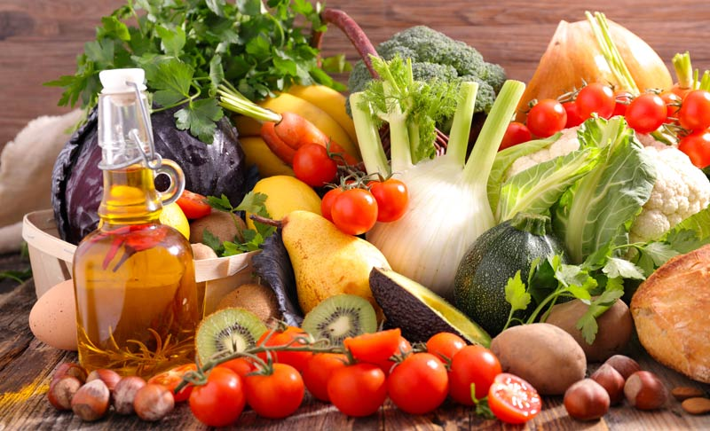 Mit gesunder Ernährung können Sie abnehmen ohne zu hungern