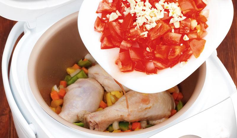 Backen, kochen, frittieren, grillen. Die Heißluftfritteuse ist vielseitig einsetzbar.