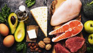 Erlaubte Lebensmittel für die ketogene Ernährung