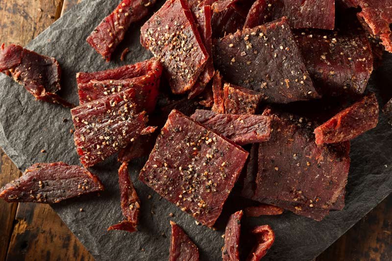 Fleisch trocknen – Das ist beim Herstellen von Trockenfleisch zu beachten…