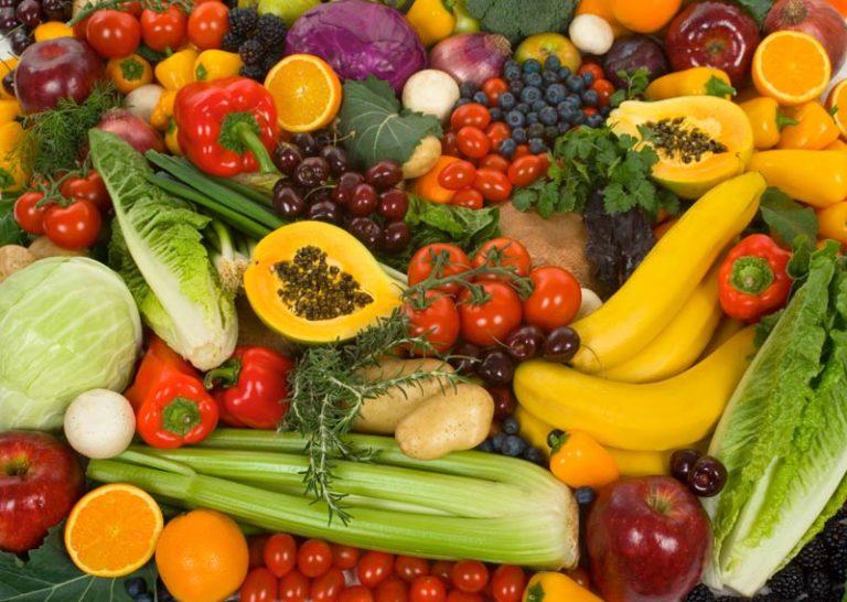 Man kann nahezu alle Lebensmittel dörren und trocknen