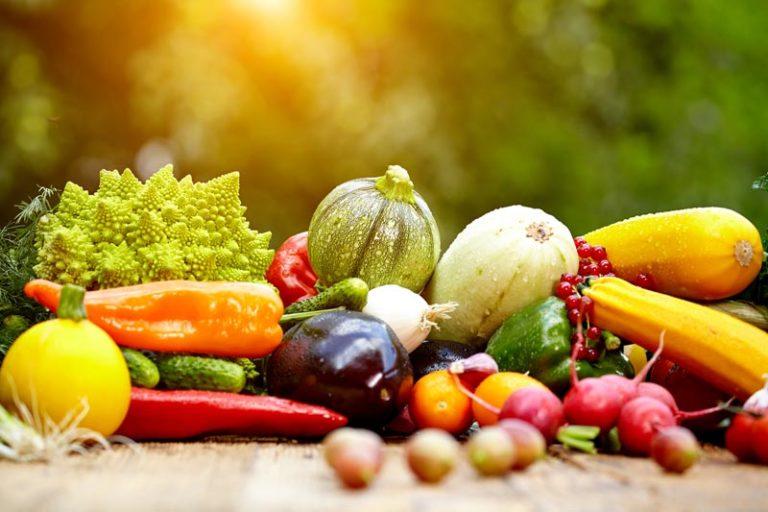 Gemüse verschieden
