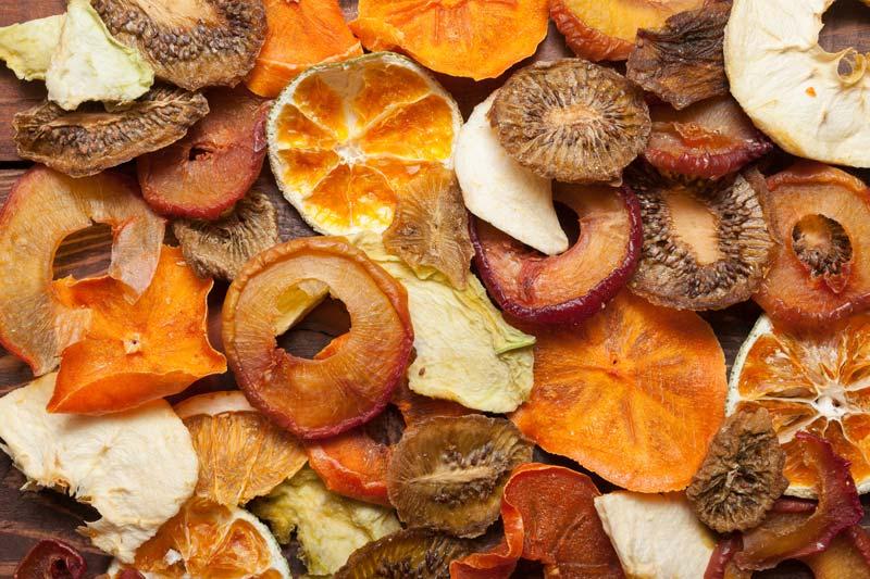 Dörrobst gehört zu den beliebtesten getrockneten Lebensmitteln