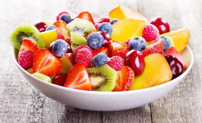 Gemischtes Low Carb Obst