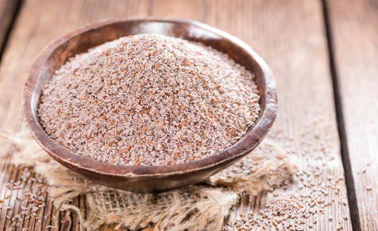 Indische Flohsamen enthalten besonders viele Schleimstoffe