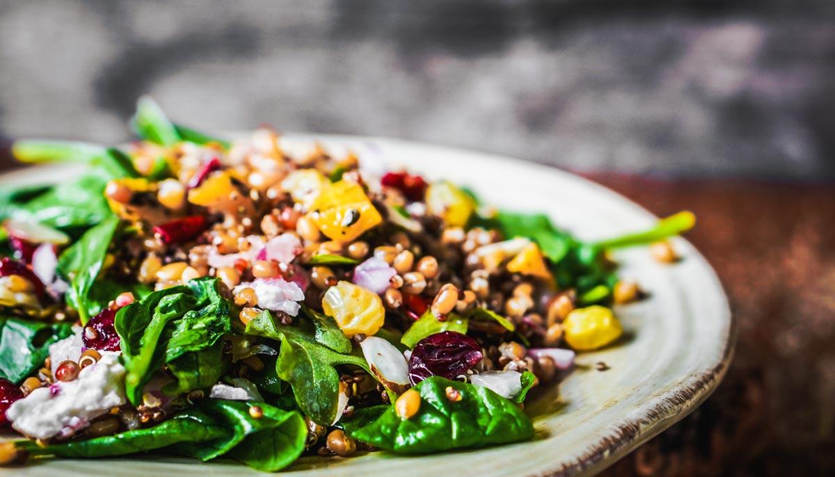 Gesunde und nachhaltige Ernährung