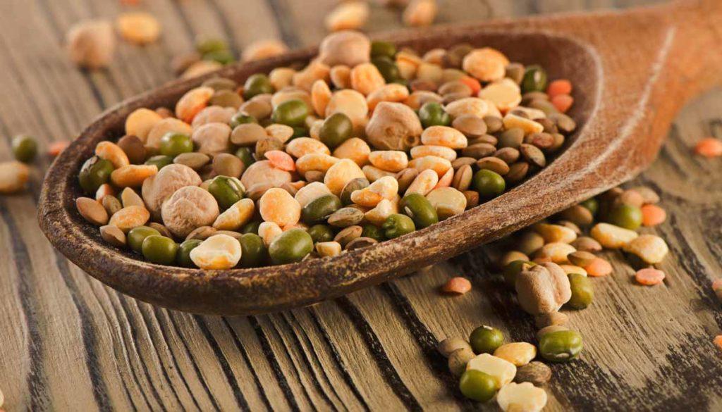Aus Hülsenfrüchten kann Low Carb Mehl hergestellt werden