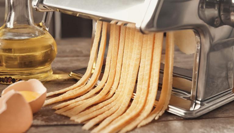 Low Carb Pasta selber machen