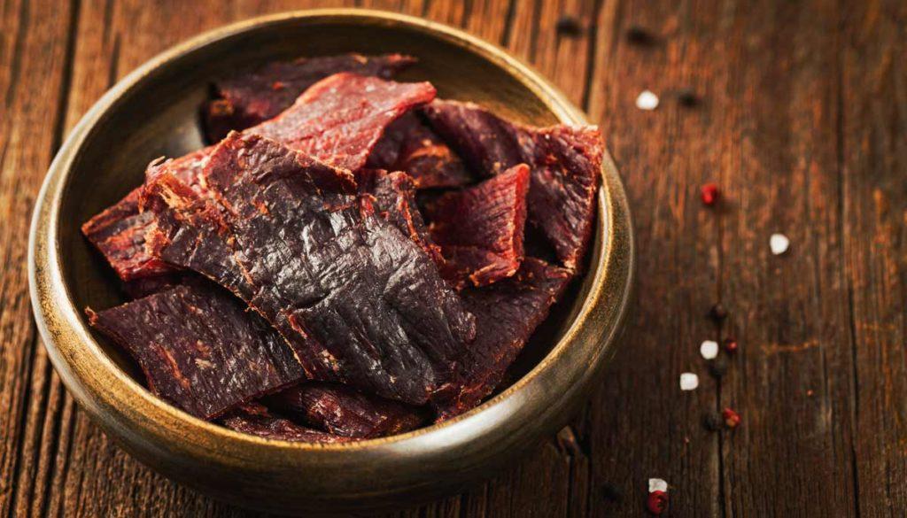 Beef Jerky selber machen