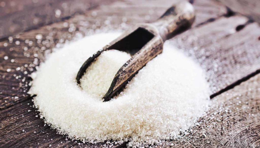 Erythrit enthält praktisch keine Kalorien.