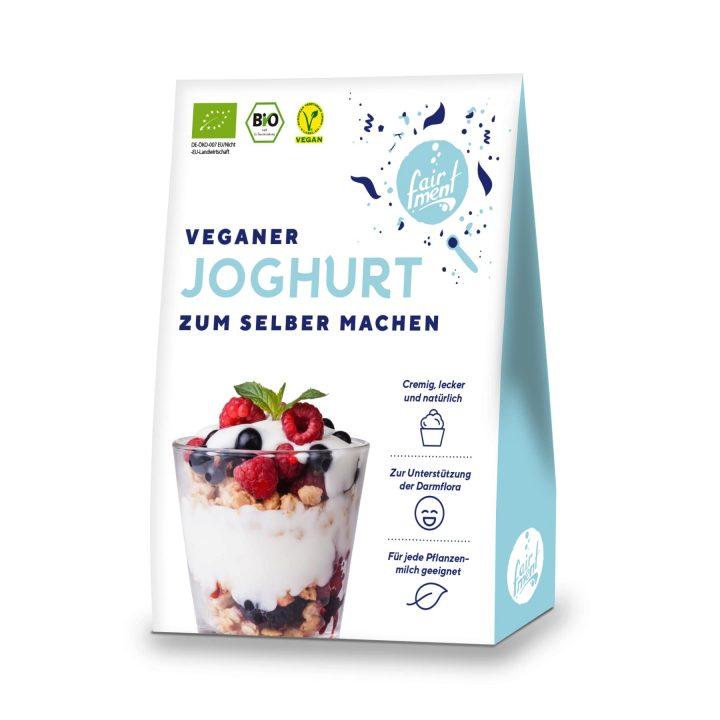 Bio Joghurt Kulturen vegan