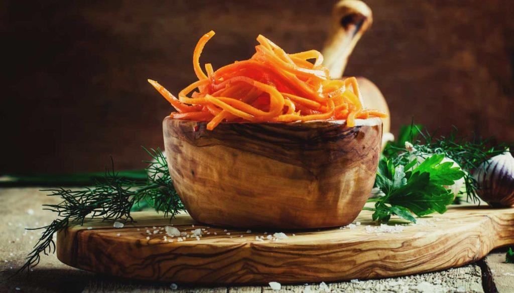 Gemüsenudeln sind selbst gemacht am besten