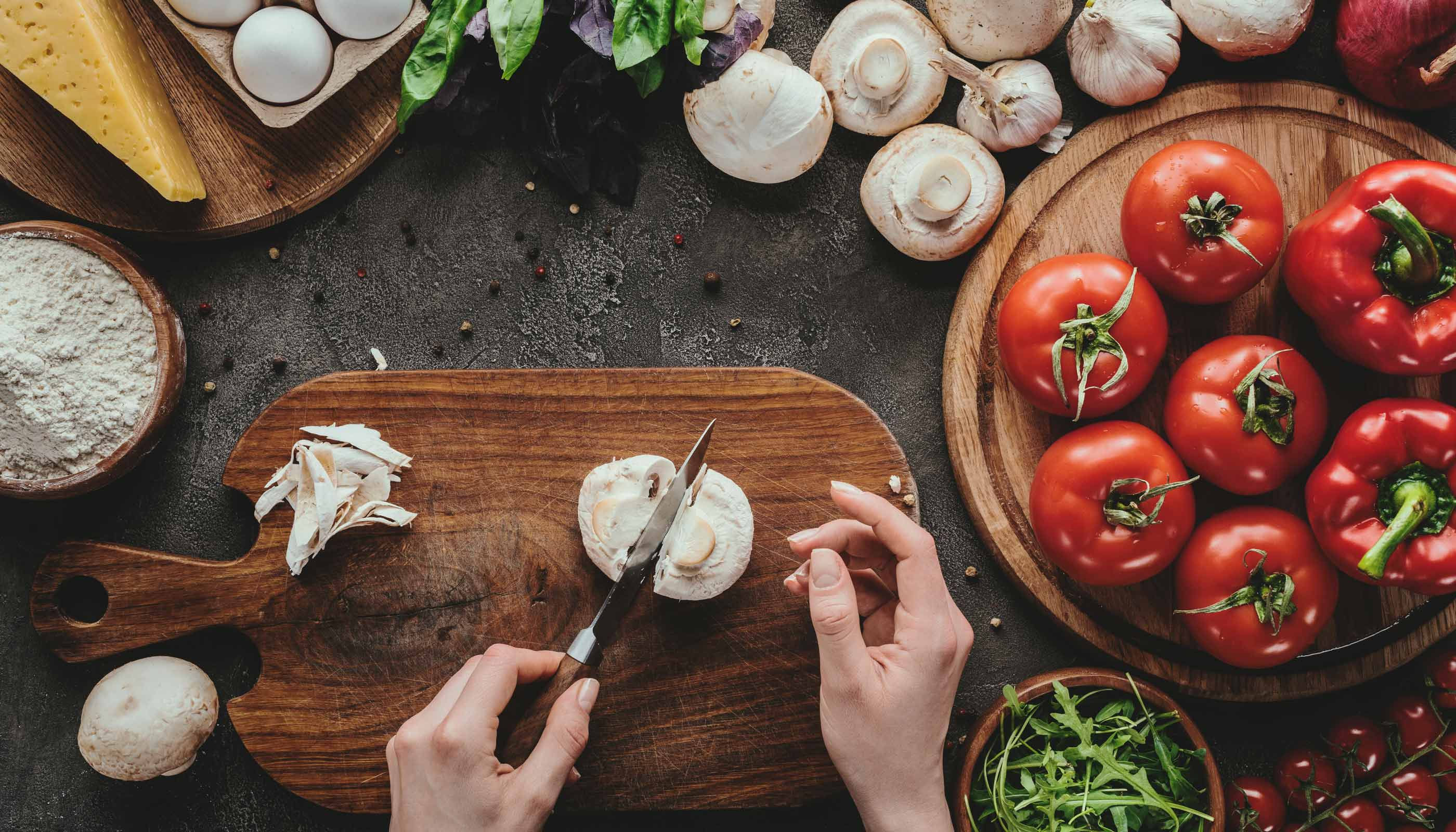 Kochen & Selbermachen