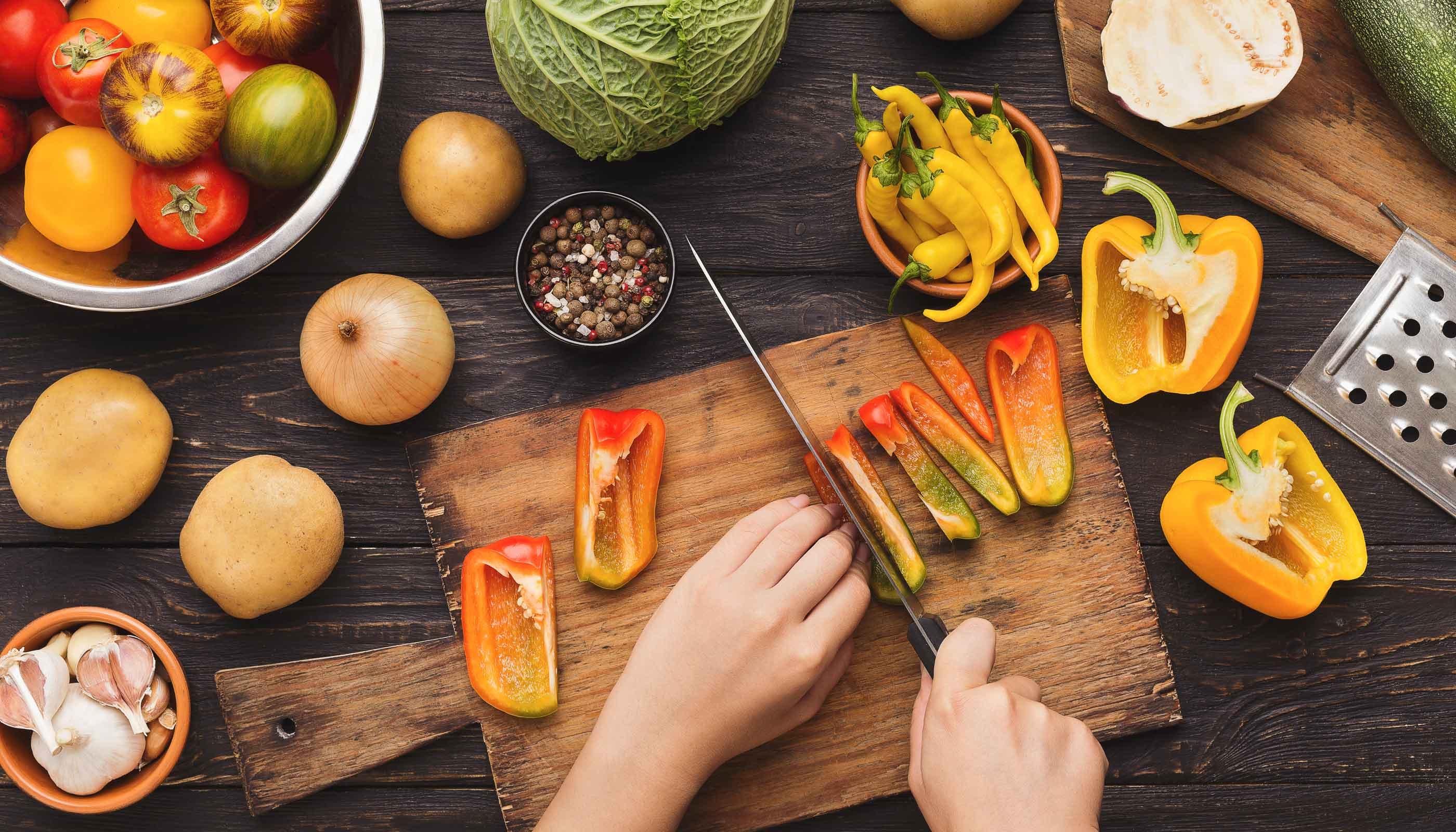 Fettfrei kochen und essen