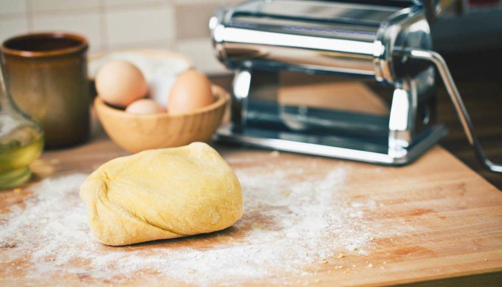 Lasagneteig