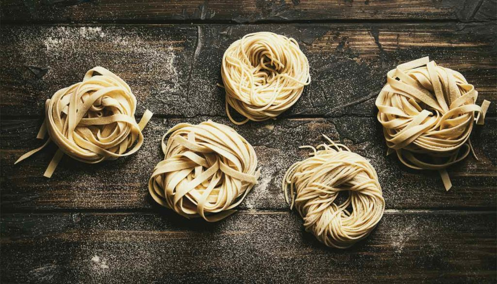 Nudeln aus dem Pastamaker