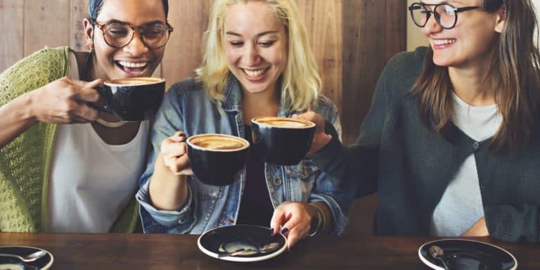 Sprüche Kaffee und Freunde