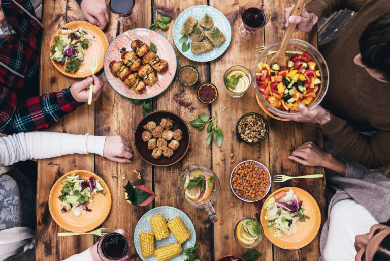 Zitate Essen und Trinken Geselligkeit